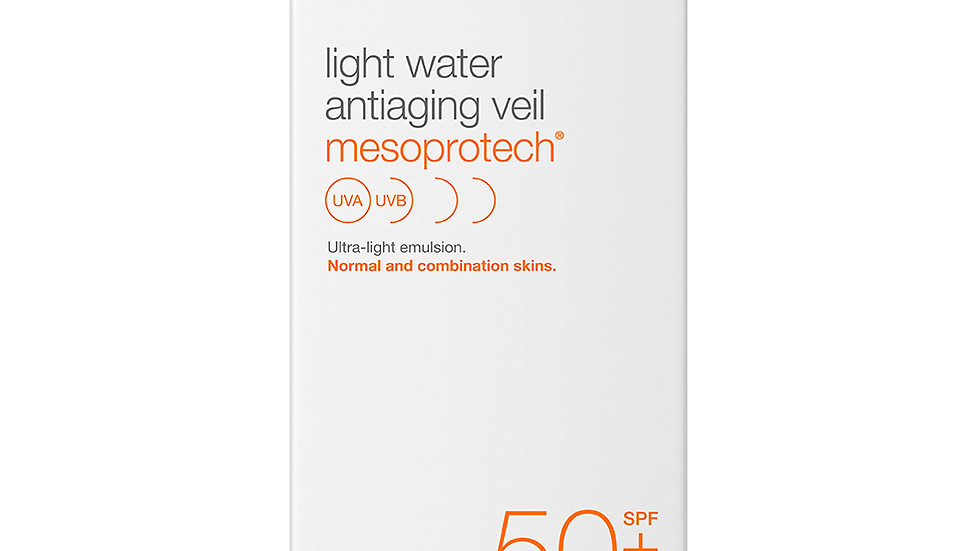 Mesoprotech Light Weight Antiaging Veil Sunscreen