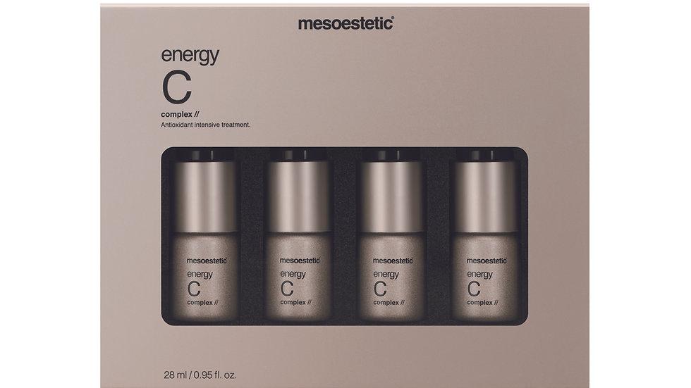 Energy C Complex 4 x 7ml