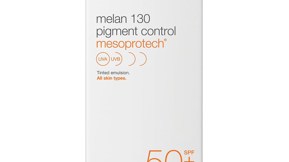 Mesoprotech Melan 130 Pigment Control Tinted Sunscreen