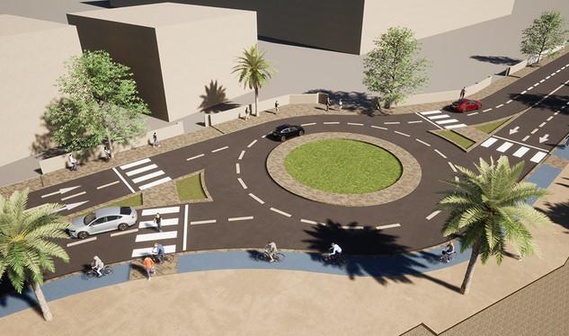 Taj Roundabout