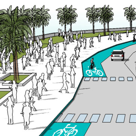 The Carter Road Cycling Project