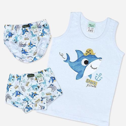 Blue Shark SET