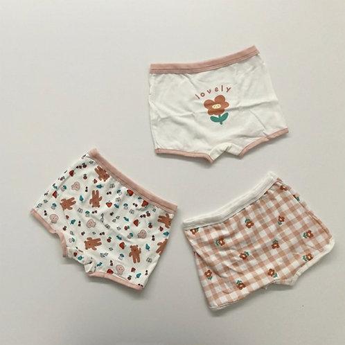 Lovely Bear Panties