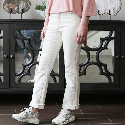 Nice Stretch Cotton Pants