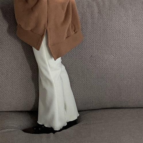 Wave Cut Pants