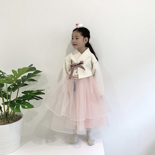 Special Hanbok Girls set