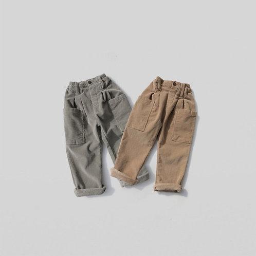 Corduroy Bio Pants