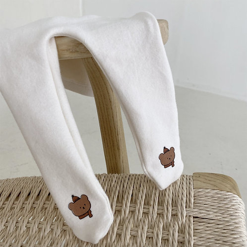 Achu Bear Foot Leggings