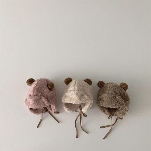 Hippo Fleece Hat