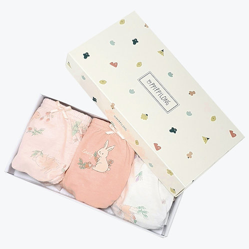 Love Rabbit Panties set