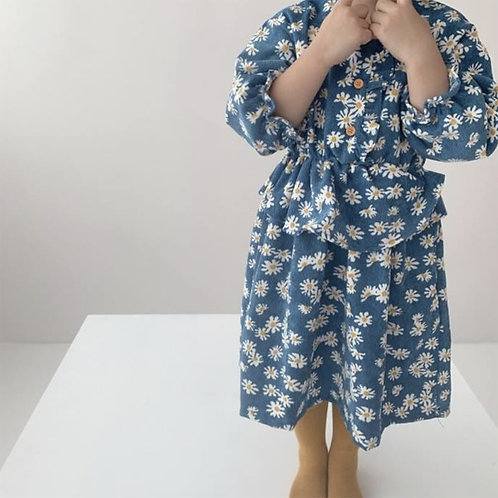 Dion Flower Dress