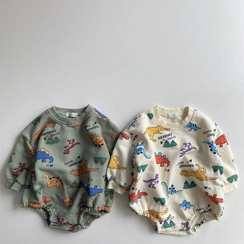 Saurus Baby Suit