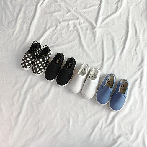 Canvase Mule Shoes