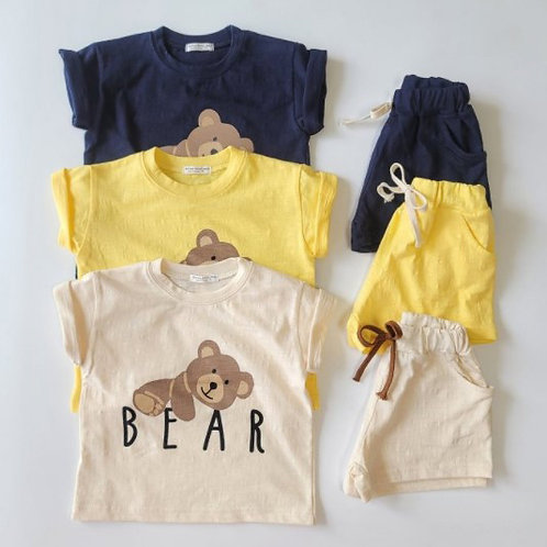 Brown Bear SET