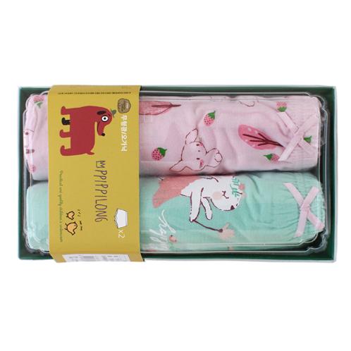 Mint Bunny Panties SET