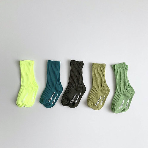 Avocado Socks 5ea SET