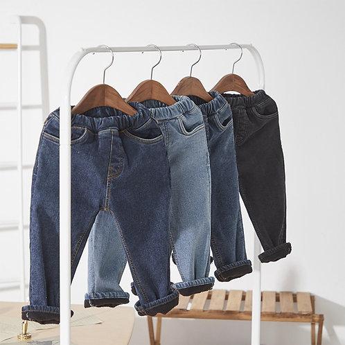 Story Fleece Jeans