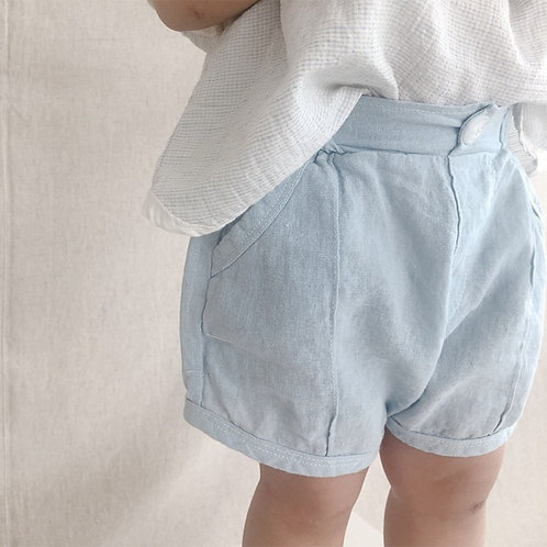 Loii Linen Shorts
