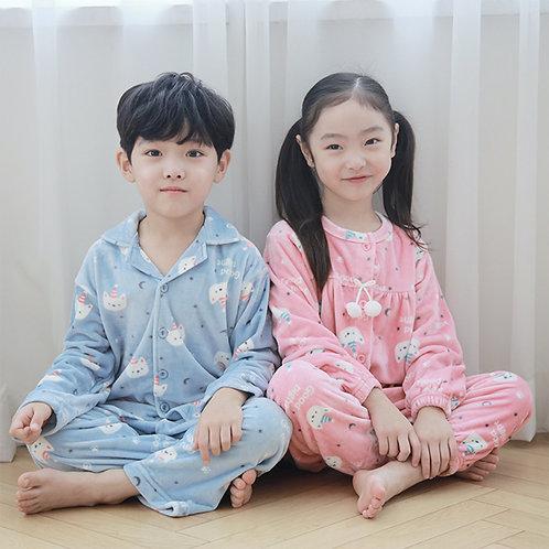 Night Cat Pajama