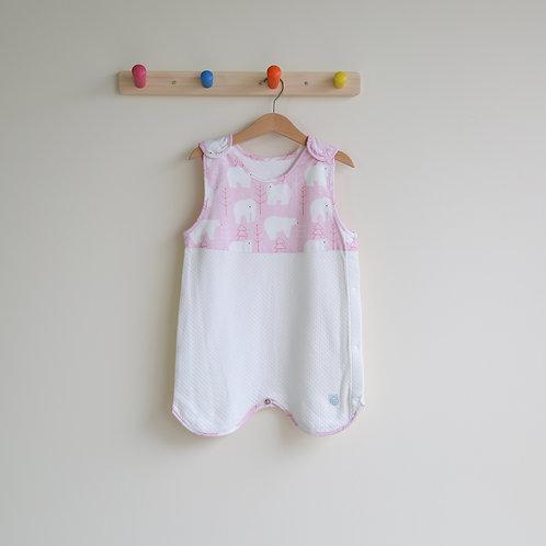Pola Sleep Vest_pink
