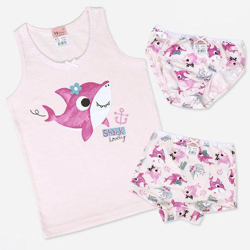 Pink Shark SET