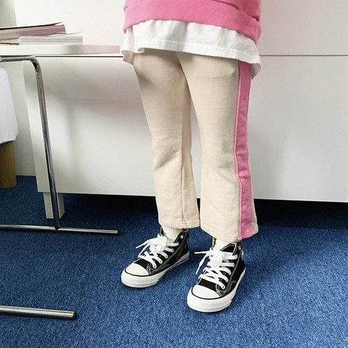 Color Side Pants