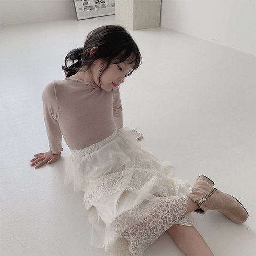 Lace Cancan Skirt