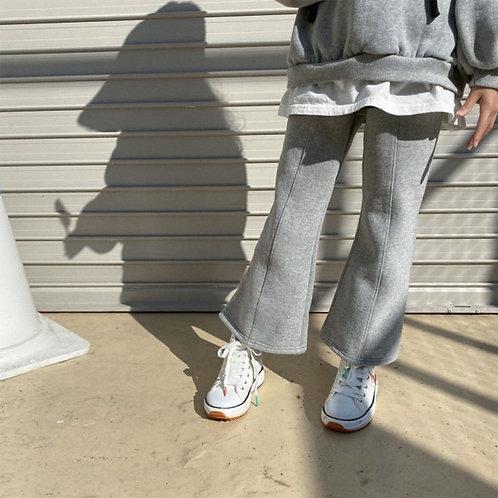 Pin Boots -cut Pants