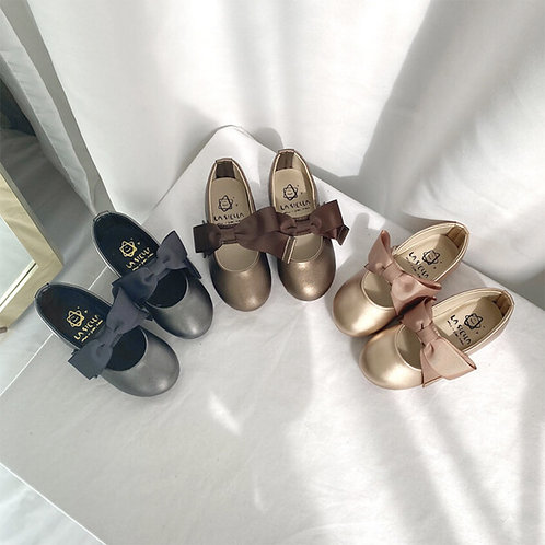 La Mant Ribbon Shoes