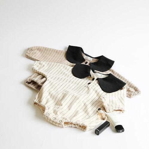 Tiny Stripe Suit