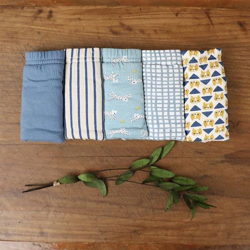 Blue Animal Panties SET_Boys