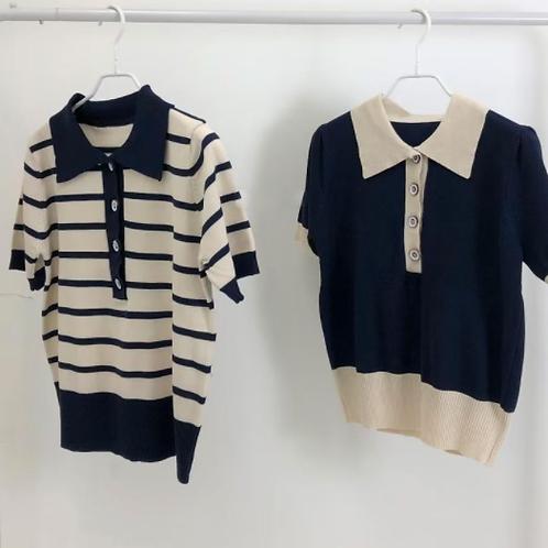 Linen Color Knit