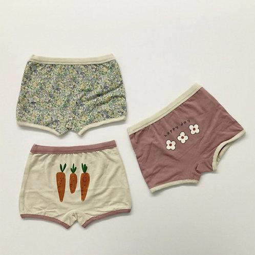 Happy Carrot Panties
