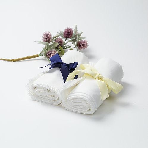 Simple Clean Handkerchief 10ea