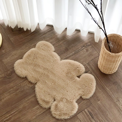 Bear In Home Rug