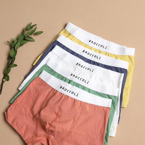Plain Color Panties SET_Boys