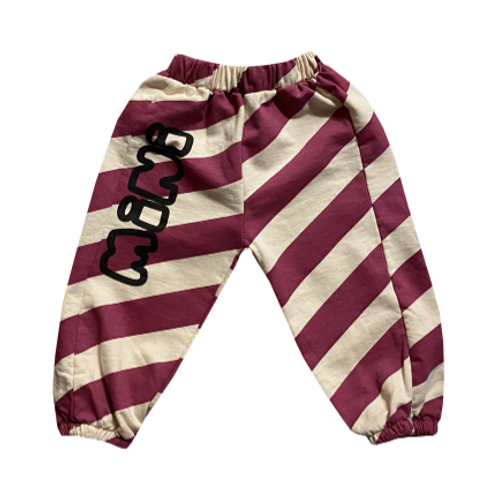 Stripe Mini Pants