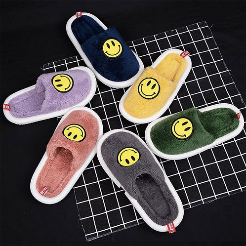 Smile Family House Shoes