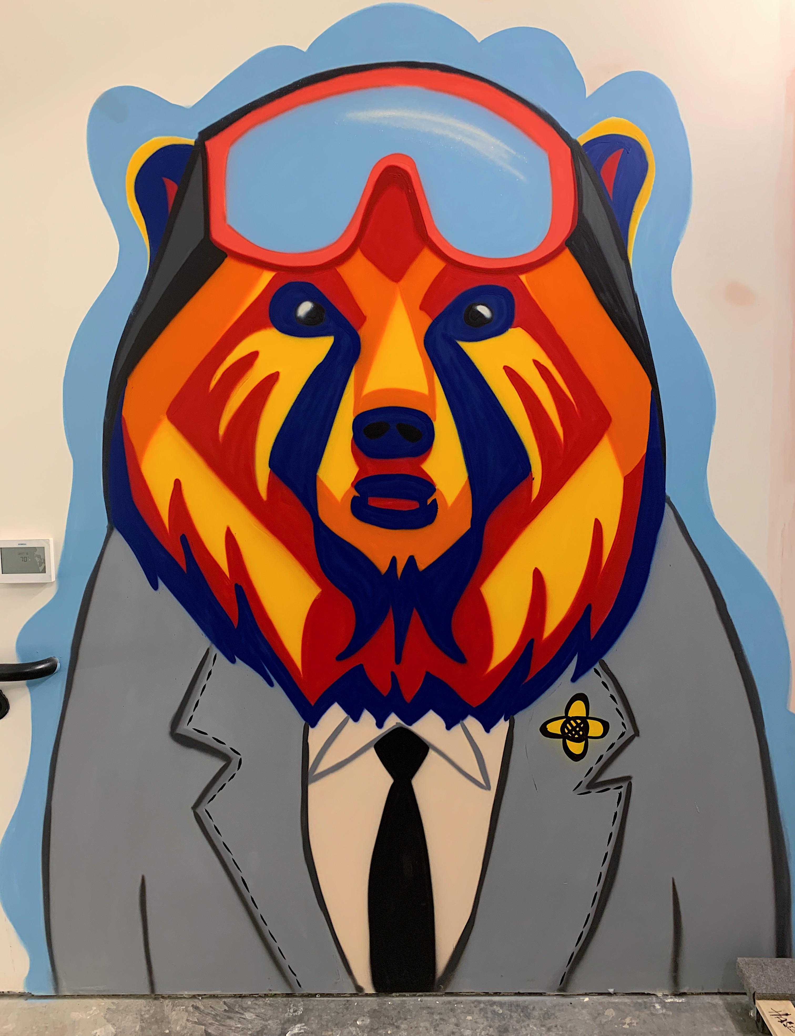 W Aspen Bear