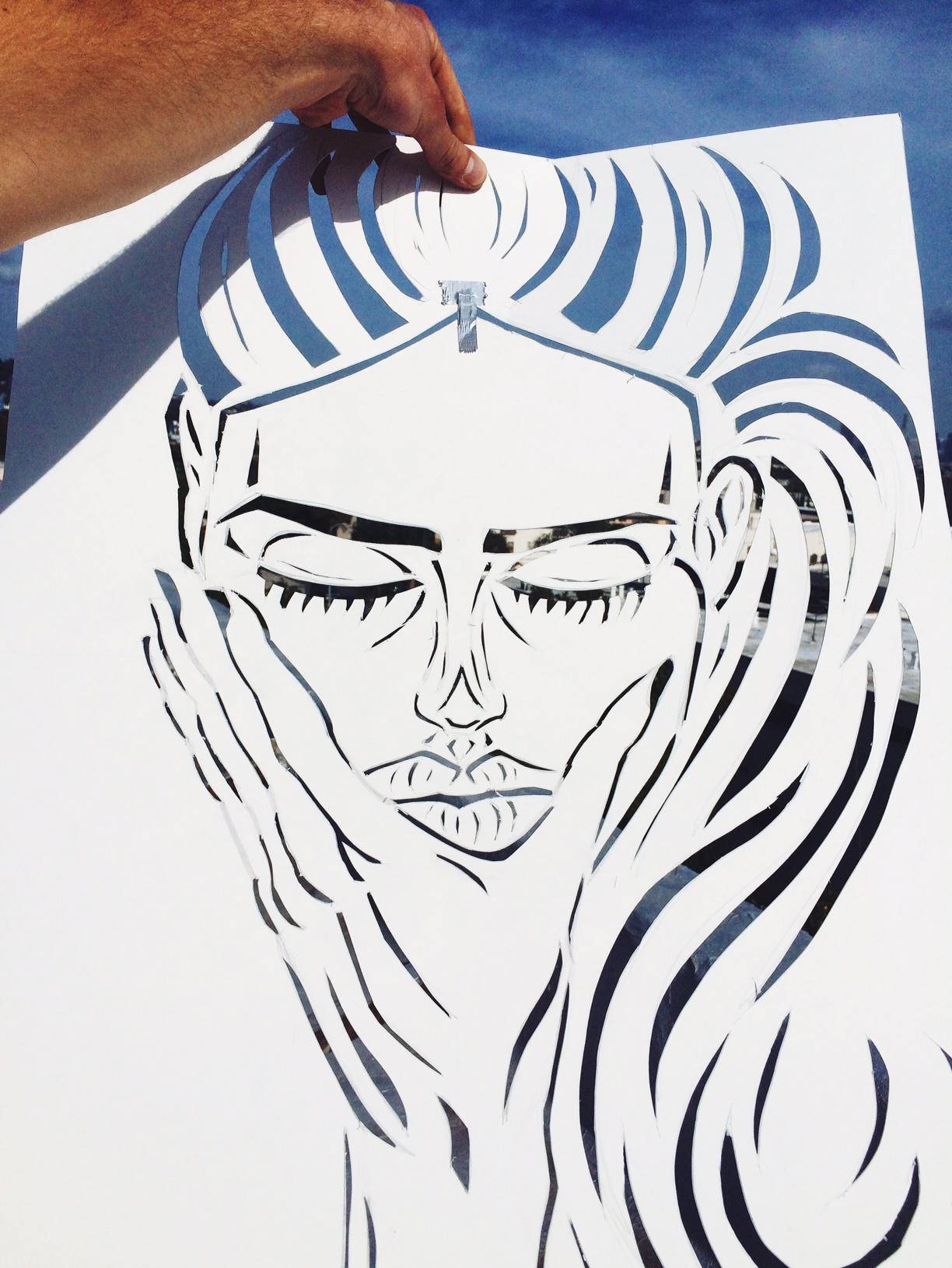 Stencil #1