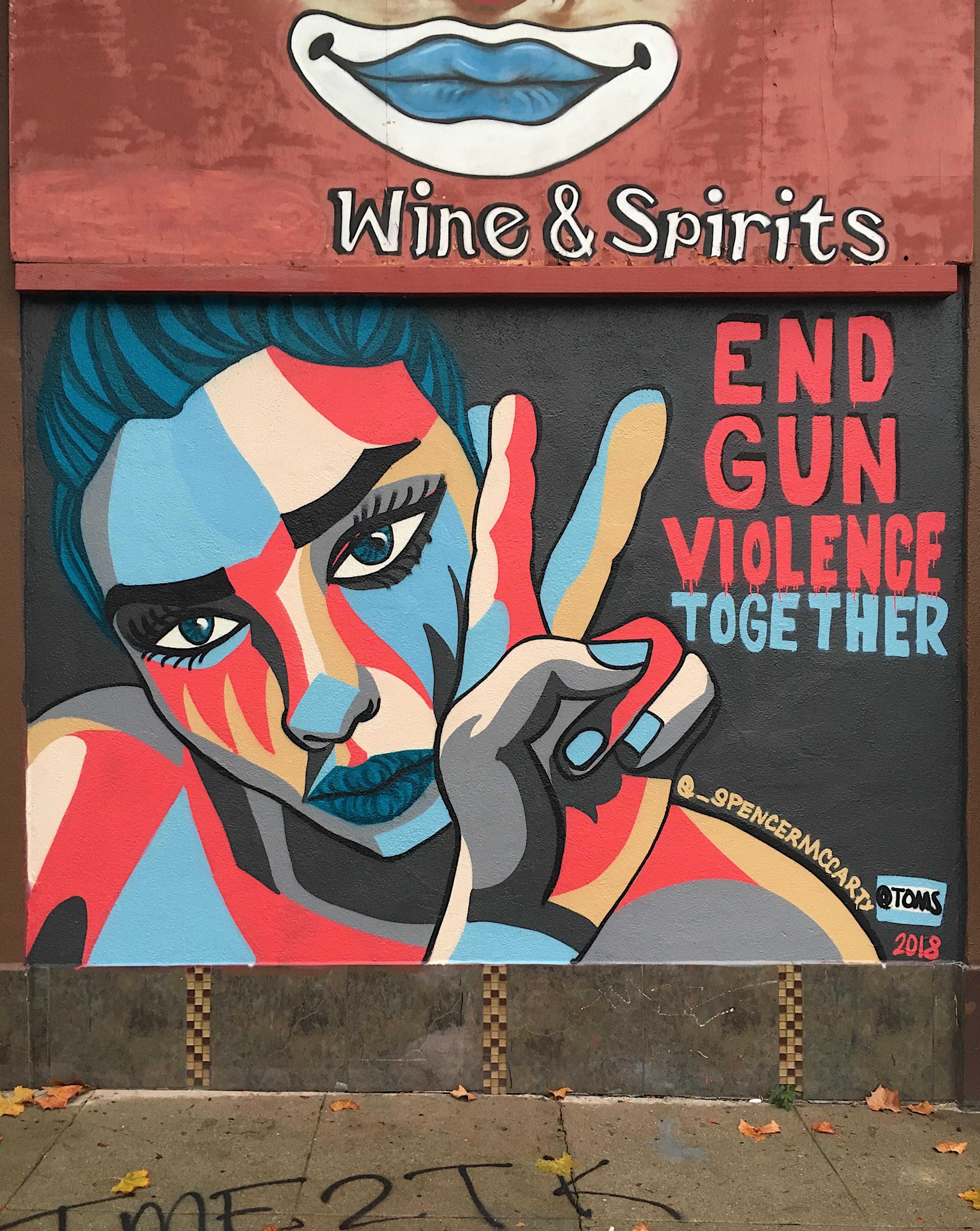 TOMS Mural