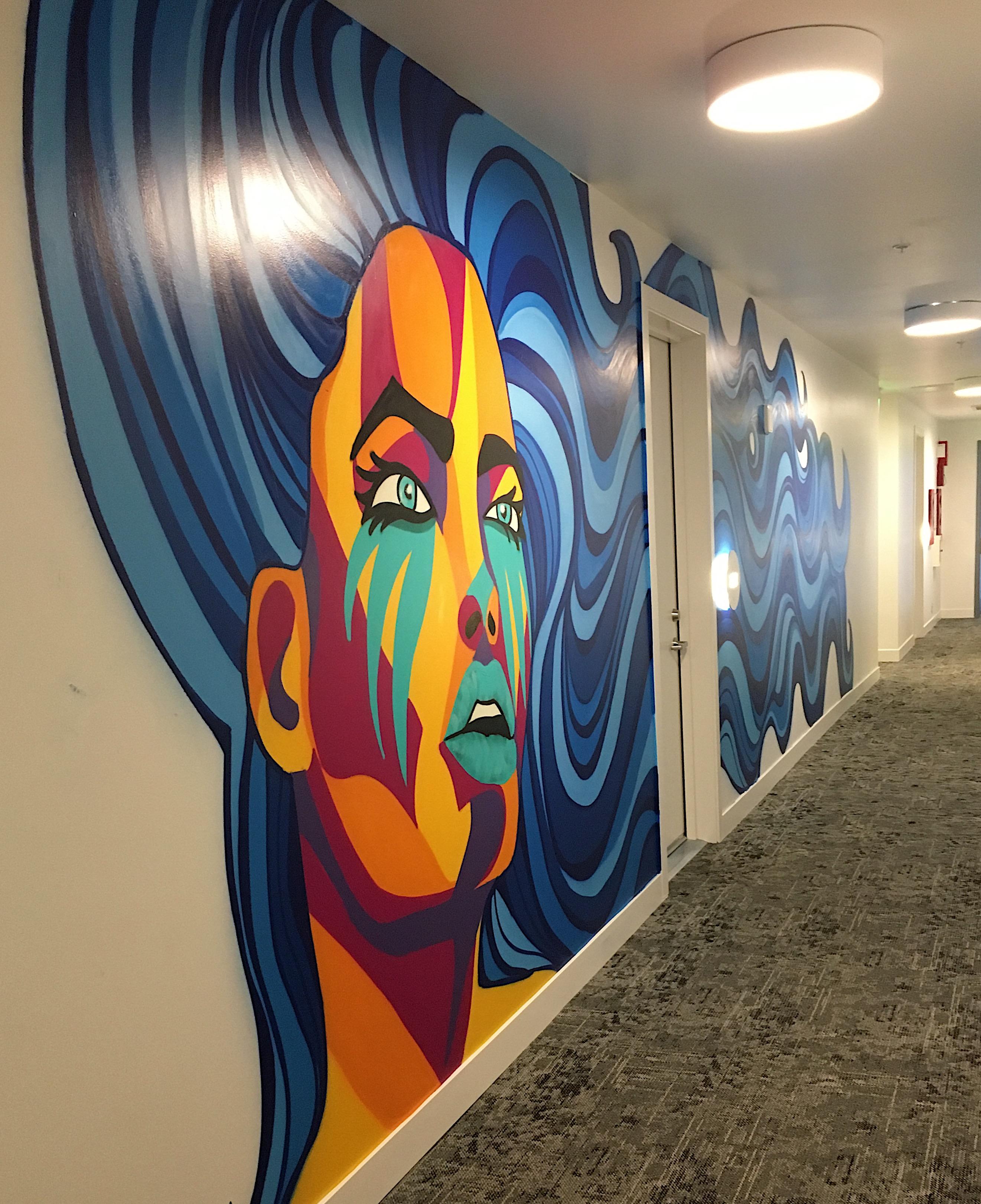 S*PARK Mural