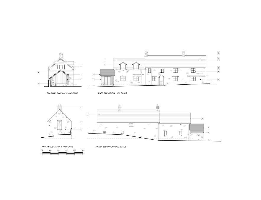 1806 P02 revB Town Farm Cottage Proposed