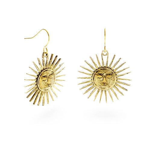 Sol Earrings- E119S