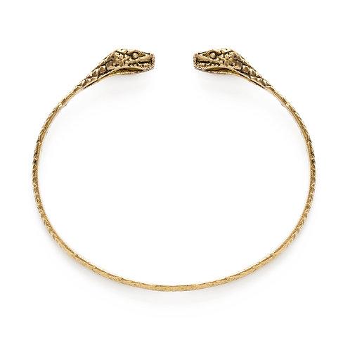 Ophidian Cuff Bracelet