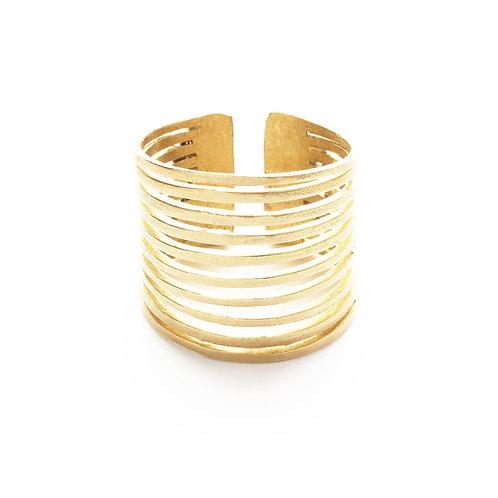 Ten Band Ring- R010B
