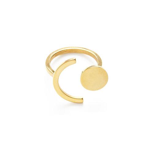 Kandinski Ring- R019K