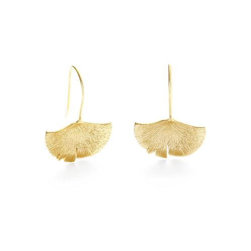 Ginko Earrings- E120G