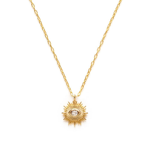Sparkle in my Eye Necklace
