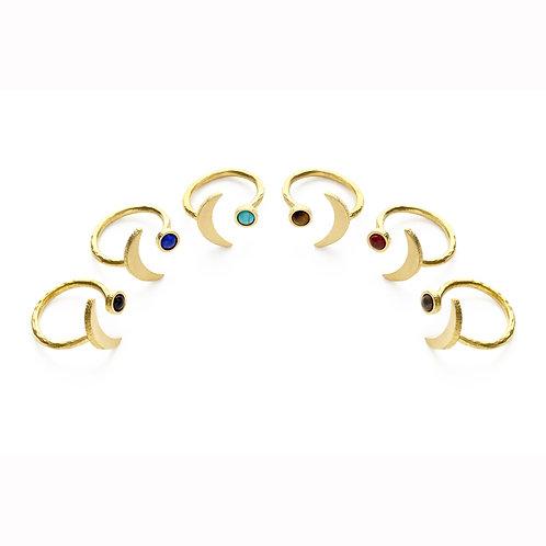Luna Rings- R016L